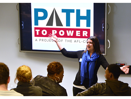 """Path to Power"" Candidate Training"
